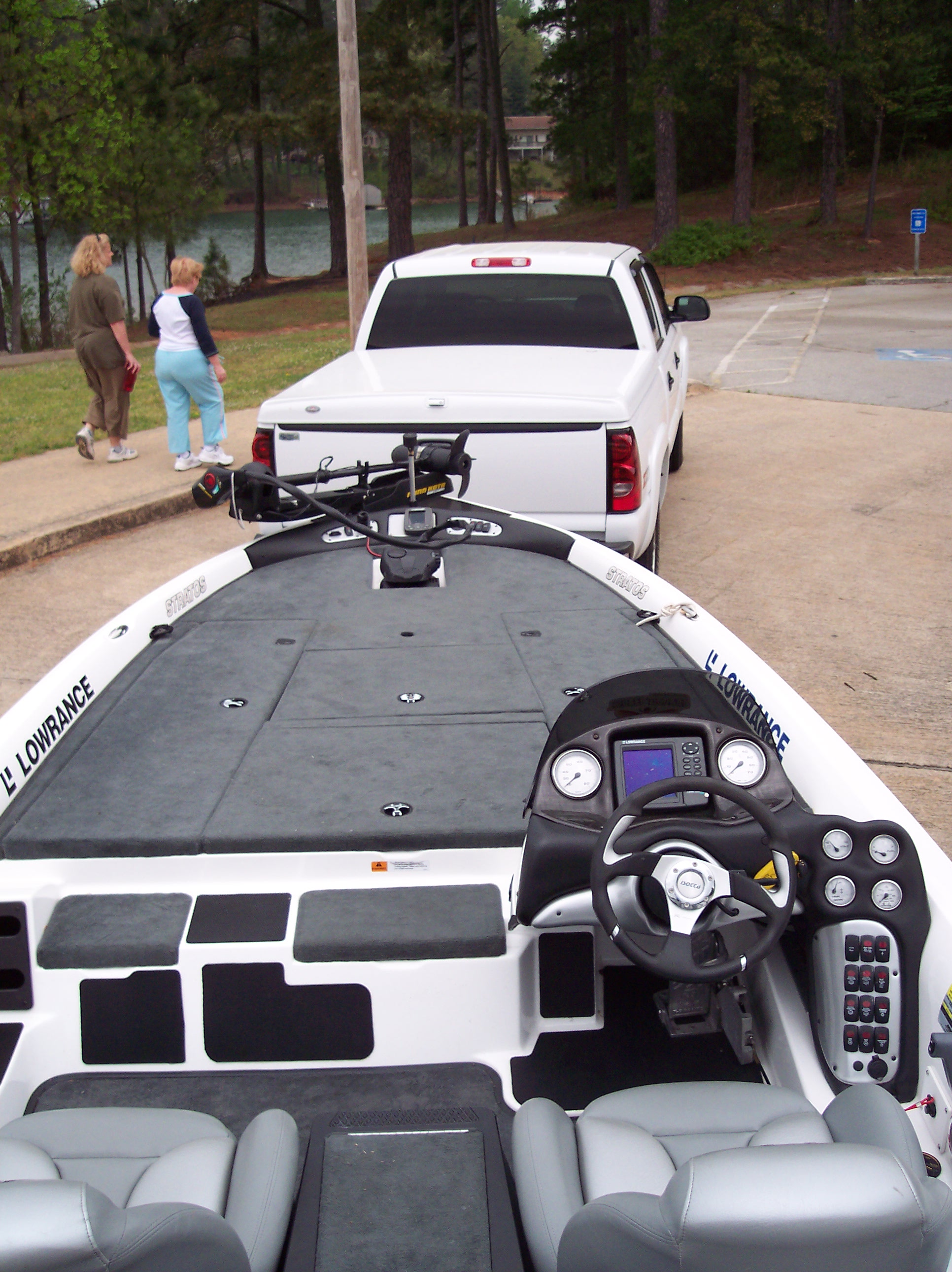 Stratos Boats For Sale >> 2005 Stratos 201 Pro XL 21 Bass Boat Used -Excellent ...