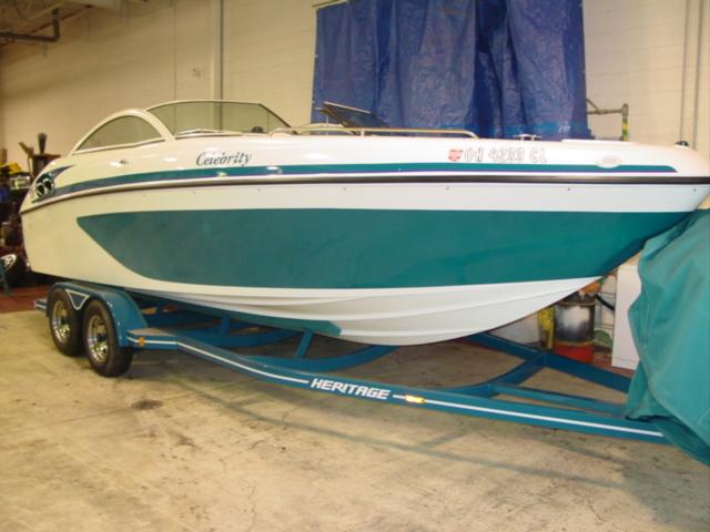 Boat: 1997 Celebrity Boats 200 Bowrider