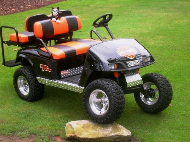 2005 for Narrow golf cart