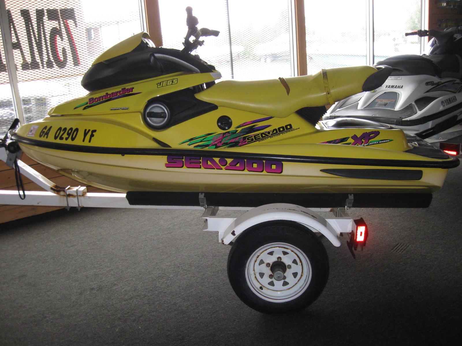 1997 Sea-doo Xp 10 Personal Watercraft  Pwc  Used