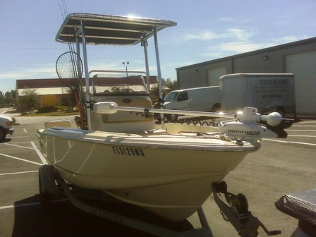2007 Scout 175 Sportfish 17 5 Center Console Used Good