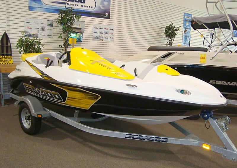 2009 Seadoo 150 Speedster 255 Hp 15 4 Jet Boat New