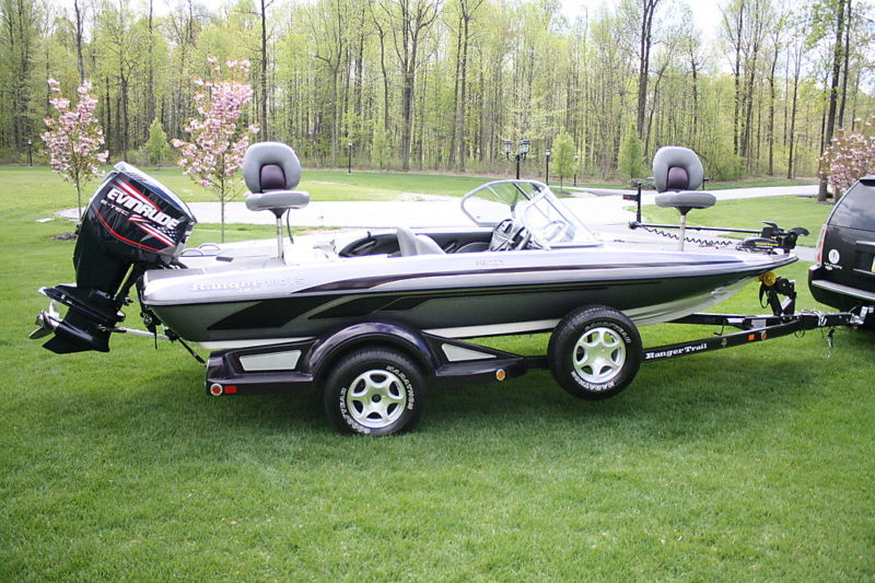 2007 ranger 180vs reata 18 5 fish and ski used excellent for Fish and ski boats for sale